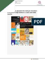 A Urbino due giornate di eventi per ricordare lo scrittore Luigi Santucci a cento anni dalla nascita - L'Altrogiornale.it, 23 maggio 2018