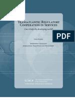 Transatlantic Regulatory Cooperation in Services