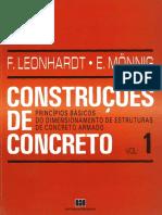Construcoes de Concreto Volume 01 F Leonhardt
