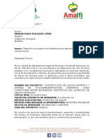 4.2. Carta de Presentacion Del Proyecto