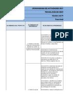 Cronograma Fase Análisis Formación Titulada V_2