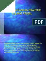 14. Dok Tatang (Penatalaksanaan Fraktur Fasial)