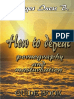How to Defeat Pornography and Masturbation by Georges Iness b