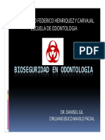 Conferencia de Bioseguridad