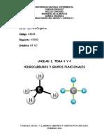 Guia de Estudio Unidad 1 Hidrocarburos