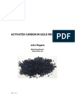 Kemix Activated Carbon in Gold Recovery