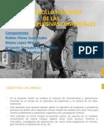 Desarrollo Historico de La Mezclas Explosivas Comerciales