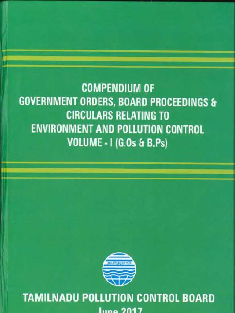 Compendium Vol 01 11117   Rupee   Environmental Impact