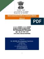 IPS Tuticorin Revised Industrial Profile