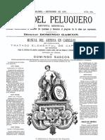 Guía Del Peluquero y Barbero.