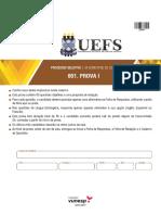 Uefs2017 2 Caderno Prova I Versao 2
