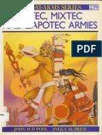 Aztec, Mixtex & Zapotec Armies