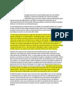 Resumen de La Historia Universal, 2 Paginas.