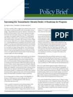 Narrowing the Transatlantic Climate Divide