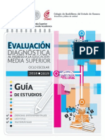 Guia de Estudios 2018-2019 Reducida