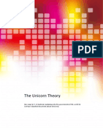 The Unicorn Theory