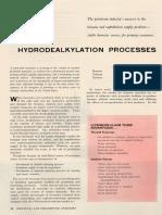 HYDRODEALKYLATION PROCESSES