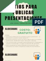Sitios para publicar presentaciones.pptx