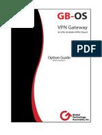 GTA Firewall & GreenBow IPSec VPN software Configuration