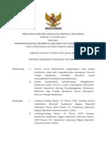 PMK No. 13 Th 2018 Ttg Pemberian Beasiswa Bagi NAKES Pasca Penugasan Khusus NAKES