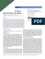 Biomarker in early neonatal sepsis.pdf