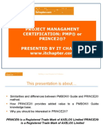 PMP® or PRINCE2®