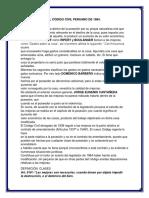 Las Mejoras en El Código Civil Peruano de 1984 Dercho Reales