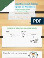 1. Fuentes de Ideas Para Una Investigación (Richard)