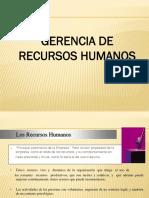 Recursos Humanos 1