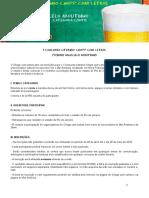Regulamento - Chopp Com Letras - Prêmio Marcelo Moutinho!!!