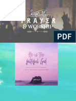 Worship 1 - Emily