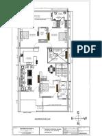 132-p Ground Floor Plan