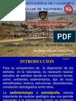 Sedimentologia y Estratigrafia Fomación Inca 2012