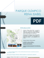 Parque Olímpico Reina Isabel
