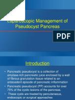 Pseudocyst Pancreas