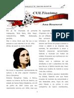 Coluna CULTíssimo- Dercy Gonçalves