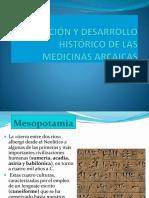medicinas arcaicas