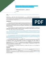 Modelo RA de Reconocimiento de La OC y CD