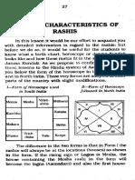 Predictive - More on Rashi & Planet Characteristcis and Panchadha Maitri