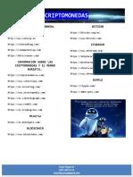Páginas Web Para Analizar Criptomonedas