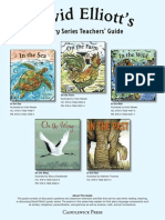 David Elliott Poetry Titles Teachers Guide