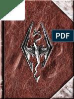 Libros de Skyrim - Bethesda Softworks.epub