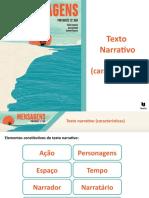 Texto narrativo (características) .ppt