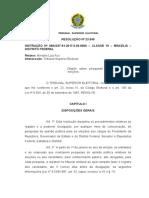 Resolução TSE n.º 23.549_2017 - Pesquisas Eleitorais