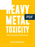 Heavy Metal Toxicity eBook