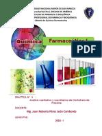 Informe - QF - Análisis de Procaína Listo