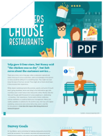 How Diners Choose Restaurants Restaurant Insights Report