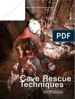 Caving Rescue Techniques 2015