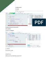 SAP MM - Pontos Debug MIRO x Vistex