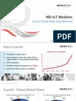 Quectel NB-IoT Modules